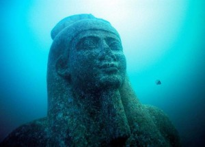 Heracleion, the lost city