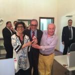 A.N.A.S. Piemonte ha inaugurato la nuova sede presso la Cascina la Rubbianetta