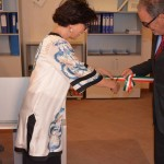La Sen. Cinzia Bonfrisco ha inaugurato la nuova sede dell'ANAS Piemonte