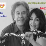 MOSCHELLA&MULE'  in  ONE MAN AND ONE WOMAN SHOW