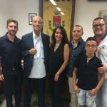 Pippo Franco con ANAS Italia a sostegno per l'Inclusione sociale