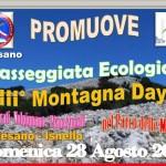 """Passeggiata Ecologica """"III edizione Day"""" domenica  28 agosto"""