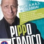 COMUNICATO STAMPA PIPPO FRANCO A PLATI PER SOSTENERE IL RISCATTO SOCIALE DEL TERRITORIO