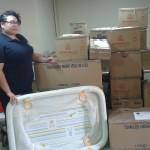 ANAS Italia zonale Rossano raccolta vestiario e beni per il sostegno alle vittime del terremoto