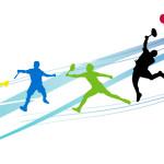 Il badminton, considerato il primo gioco di racchetta mai praticato