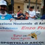"""7 memorial Podistico """"Salvo d'Acquisto"""" con il patrocinio ANAS"""