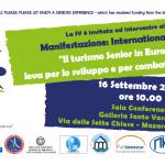 16/09/2016 ANAS a Mazzara: Il Turismo senior in Europa: leva per lo sviluppo e per combattere la crisi