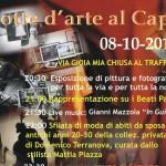"""ANAS Italia Zonale Policlinico""""Notte d'Arte al Capo"""" a Palermo"""