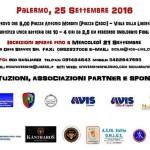 25 settembre memorial Salvo d'acquisto a Palermo con ANAS Partner