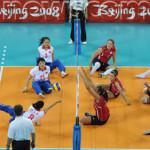 Il Sitting Volley è una variante dellapallavolotradizionale che viene giocata da atleti disabili.
