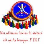 ANAS Italia Zonale Policlinico sportello Ascolto e sostegno agli indigenti