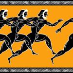 Le Olimpiadi tra storia e mito e di Giusy Modica