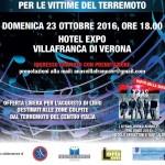 L'A.N.A.S., l'Amministrazione provinciale di Verona e la consulta degli studenti insieme per un sostegno alle vittime del sisma