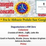 ANAS Collesano fra le Abbazie Pedale – San Gorgio