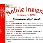 A.N.A.S. Casteldaccia nel cartellone delle iniziative natalizie del Comune