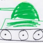 La guerra attraverso gli occhi dei bambini siriani