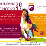 La presidenza A.N.A.S. Regione Piemonte, e lieta di invitarvi agli eventi Equestri in locandina