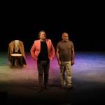 """In scena al Teatro Garibaldi di Enna con lo spettacolo""""QQT Unci""""."""