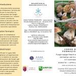ANAS.Forma Piemonte organizza un corso di formazione sui funghi epigei