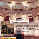 Secondo appuntamento con la grande Musica della Stagione Concertistica Internazionale