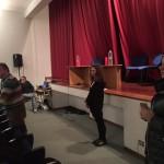 """Custonaci, 8 febbraio 2017 – Con l'open day di presentazione al Teatro Comunale di Custonaci, è stata presentata la prima edizione del """"Teatro Festival – Città di Custonaci"""" che dà il via ad una nuova idea di teatro"""
