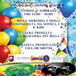 A.N.A.S. Piemonte organizza il carnevale dei bambini