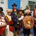 Concluso il Carnevale a Marettimo. Oggi a Favignana il premio Ignazio Tedesco