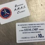 Sempre piu vicini all'uomo e sempre piu sociali, l'ANAS attiva una CARD prepagata per gli indigenti