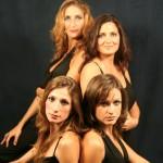 Quattro leonesse sul palco.  bello e raro quello delle Divas, il 24 febbraio al Dorian in piazza Don Bosco 11 a Palermo.