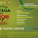 «LA PICCOLA BOTTEGA DEGLI ORRORI» Il musical più divertente dell'anno adatto a tutta la famiglia!