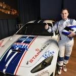 Il pilota trevigiano iscritto nel campionato GT4 European Series