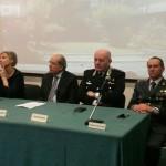 Dopo l'incontro con l'ANAS il sottosegretario al Nobili di Reggio Emilia per parlare ai rappresentanti degli studenti