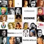 Castellammare – 8 marzo: interviste, riflessioni e letture a teatro e in biblioteca.