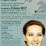 Prima edizione – Teatro Festival Città di Custonaci: «Artemisia – Lo sguardo audace» di e con Isabella Carloni
