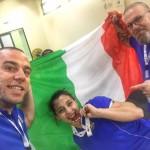 Si apre al meglio il 2017 per gli azzurri paralimpici della pesistica, impegnati nella Coppa del Mondo di Dubai