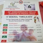 18° memorial «famiglia Asta»