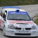 Paolo Piparo e Giovanni Barreca, su Renault Clio Super 1600, hanno vinto la prima edizione del Rally Città di Mussomeli