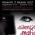 """Custonaci, 25 febbraio 2017 – La prima edizione del """"Teatro Festival – Città di Custonaci"""", organizzata dalla Pro Loco"""