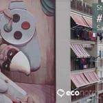 Sabato 18 marzo torna lo street art tour al Parco dei Murales di Napoli Est.
