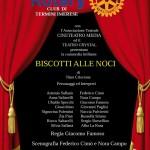 La commedia «Biscotti alle noci» al Cine Teatro Eden di Termini Imerese