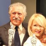 Premiati in Puglia due grandi artisti: Lando Buzzanca e Francesca della Valle