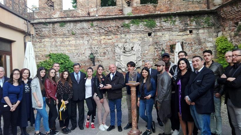 Verona: Rete di Cittadinanza Costituzione e legalità coordinata dalla dottoressa Anna Lisa Tiberio