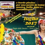 Torre a Mare: venerdì 7 luglio l'Anas Puglia e l'Associazione Terra Mia2015 organizzano una serata all'insegna del relax
