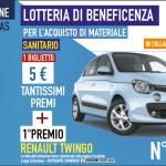 L'Anas Celeste promuove una lotteria di beneficenza