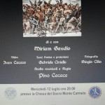 Stasera la rappresentazione teatrale «Luce ed Ombre» all'Auditorum della Chiesa del Sacro Monte Carmelo a Bari