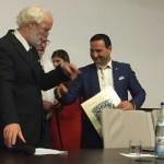 Premiata la Presidenza ANAS Venezia ad Assisi dai Cavalieri Crociati