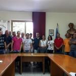 Corso Ausiliari del traffico ad Antonimina con supporto Anas regionale Calabria