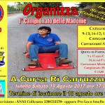 Isnello (PA): ritorna nel palermitano sabato 19 agosto la «Cursa ri Carruzzuna» promossa da Anas zonale Collesano