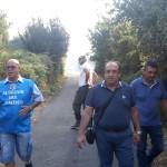 Ausiliari del Traffico ANAS a GERACE ed Antonina a Supporto dei Vigili