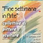 L'Anas zonale di Cittanova inaugura oggi «Fine settimana in arte», collettiva di pittura e scultura